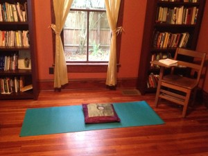 The Mythic Yoga Studio loves new Barefoot Yoga Mat!