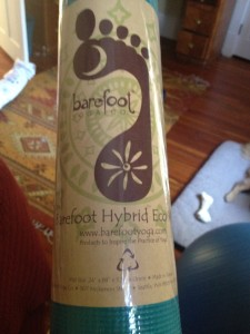 Barefoot Yoga Mat review by Sydney Solis