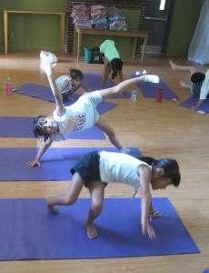 Yoga para niños Buenos Aires