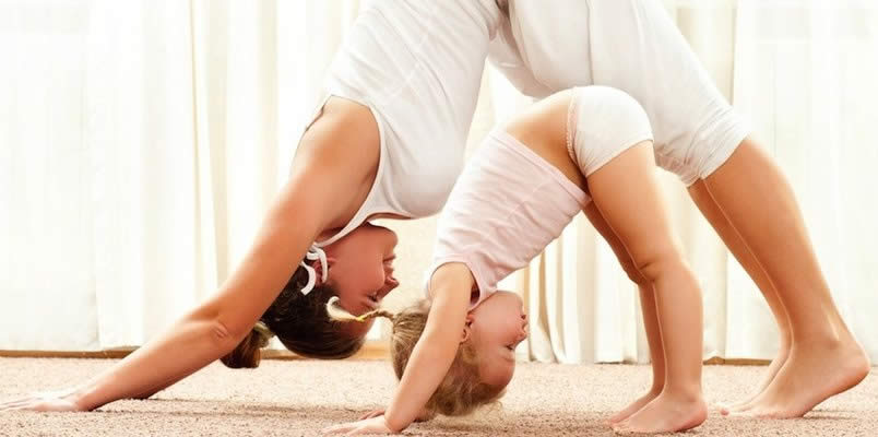 Yoga education for kids