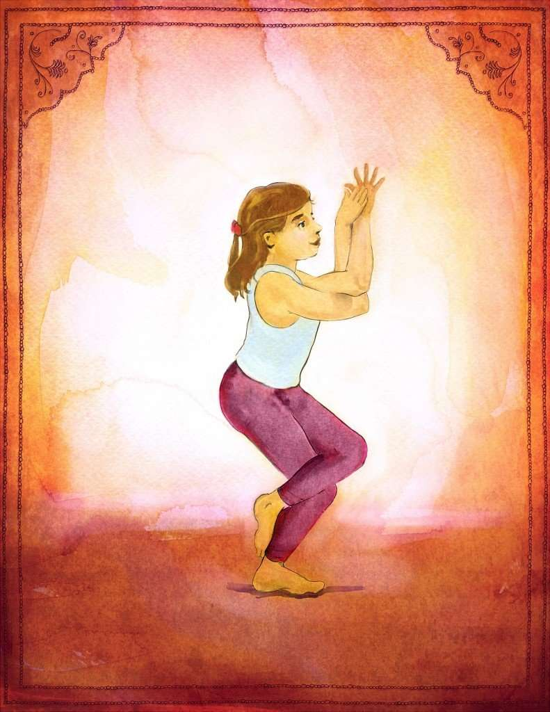My Body is My Anchor – Kids Yoga Poem & Chant for ADHD, Mindfulness & Embodied Storytelling