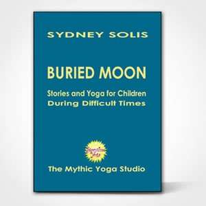 E-book Buried Moon