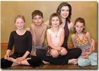 kids yoga therapy