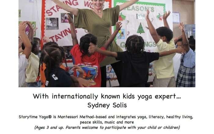 Kids yoga Deland, Florida