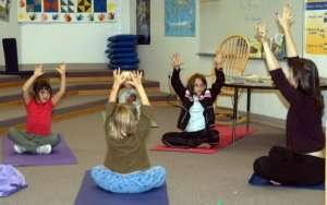 kids yoga stories, Sydney Solis Storytime Yoga