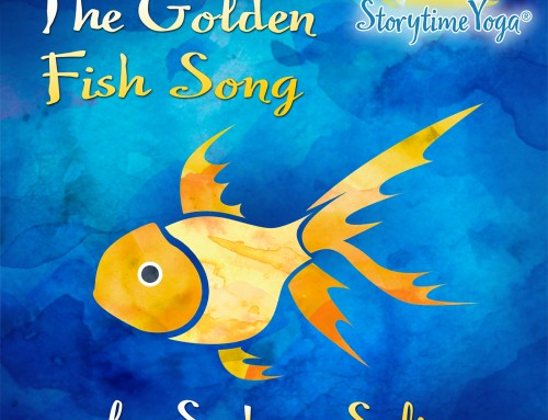 The Golden Fish Song: Kids Yoga and Movement Music with Storytelling for the Library