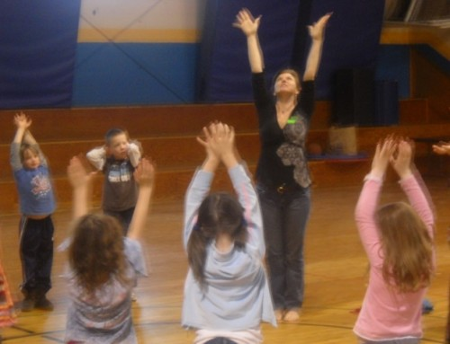 Storytime Yoga® for Kids Photo of the Day: Healing with Yoga and Stories: Yoga Play Therapy