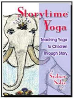 Storytime Yoga in the Library