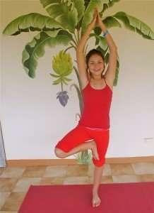 Teen Yoga: Sydney Solis