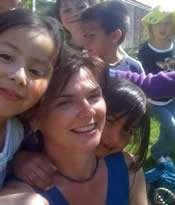 Sydney Solis Creekside Elementary, Boulder, Colorado  Storytime Yoga for Kids