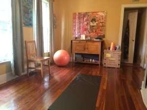 The Mythic Yoga Studio, DeLand, Florida