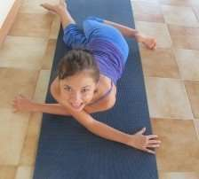Storytime Yoga for Kids: The Twisted Squid