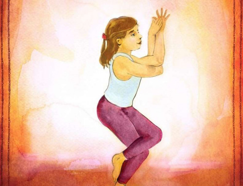 My Body is My Anchor – Kids Yoga Poem & Chant for ADHD, Mindfulness & EmbodiedStorytelling