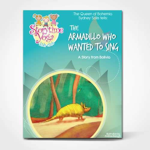 Ebook Armadillo Who Wanted to Sing