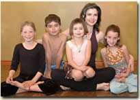 kids yoga therapy