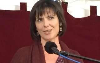 Sydney Solis storyteller and yoga teacher
