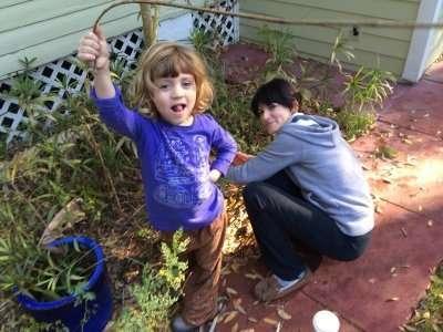 Karma Yoga in the Garden for Community!