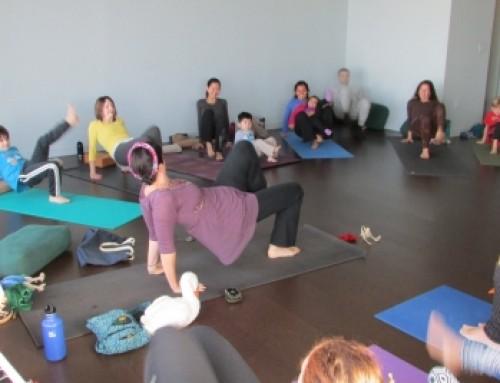 Stories + Kids + Yoga = Wellness, Literacy & Fun at Florida Storytelling Festival