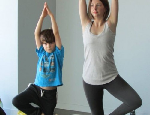 Storytime Yoga® for the Family at Loveland, Colorado Public Library April 30