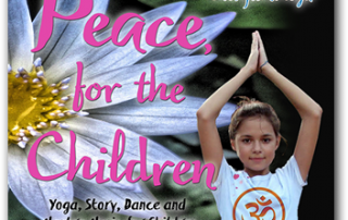Peace for the Children CD Storytime Yoga Sydney Solis