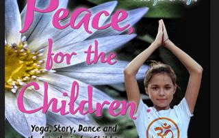 Peace for the Children CD Storytime Yoga Sydney Solis