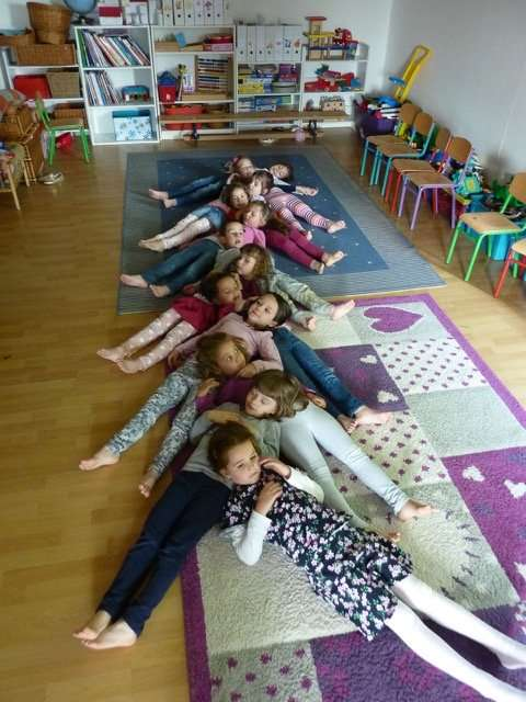 Storytime Yoga for Kids in Hungary with Lilla Linkes