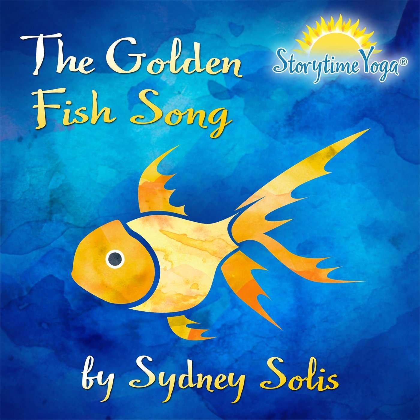 Golden Fish Song Storytime Yoga® for Kids