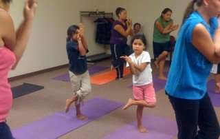 Storytime Yoga for Kids Pine Ridge Reservation