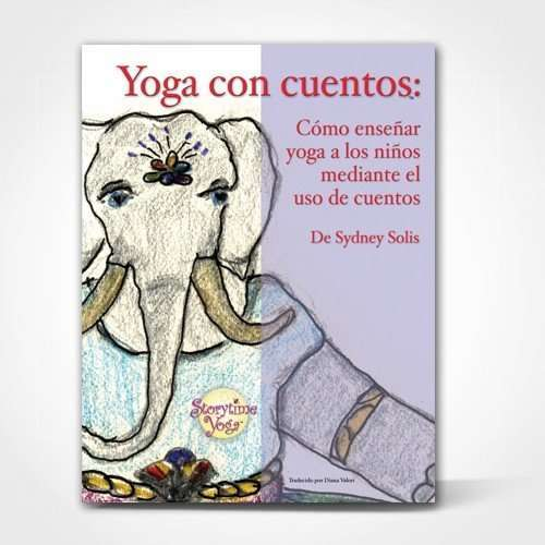 Spanish Storytime Yoga Book